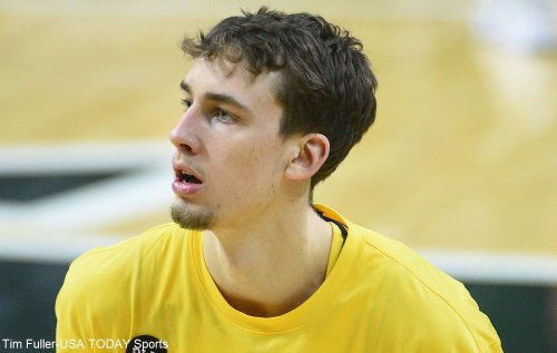 Franz Wagner hilariously burns brother Moe in NBA Draft announcement