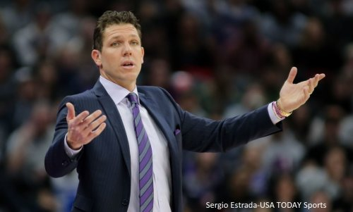 De'Aaron Fox wants Kings to keep Luke Walton as coach