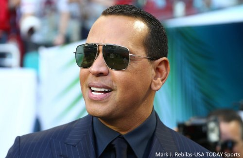 A-Rod at gym with ex-wife Cynthia following breakup with J. Lo