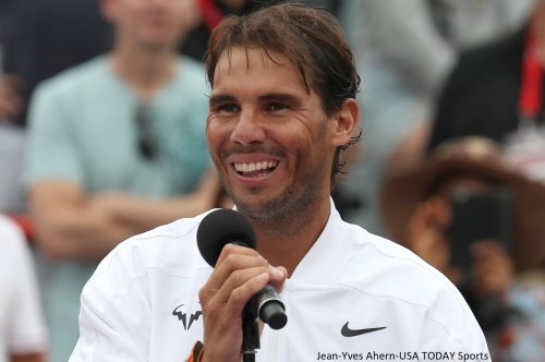 Rafael Nadal had unintentionally savage comment about Grigor Dimitrov