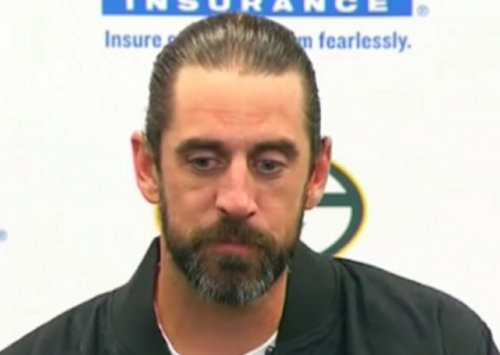 Aaron Rodgers reveals reason for his long hair