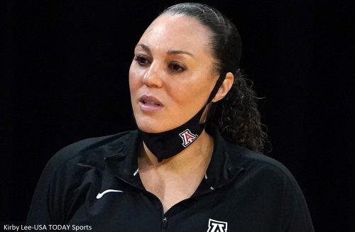 Arizona women's coach Adia Barnes shares sexist remark about men's basketball players