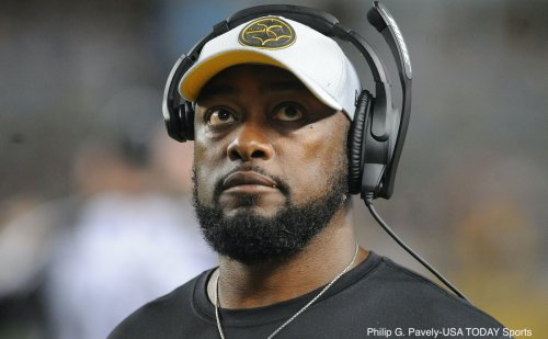 Mike Tomlin thinks Steelers outsmarted Bills with blitz strategy