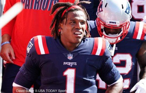 Patriots confident in Cam Newton heading into season?