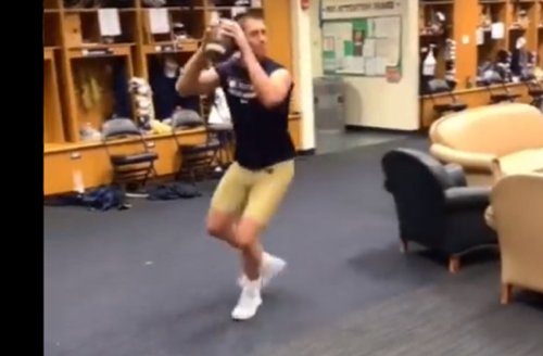Jack Coan goes viral for amazing impressions of NFL QBs