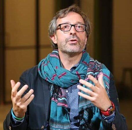 Gianni Vacchelli - Dantedì per l'Arte del comunicare di Claudia Baldini