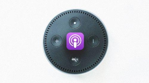 Configura tu asistente con Alexa para que reproduzca los podcasts de Apple