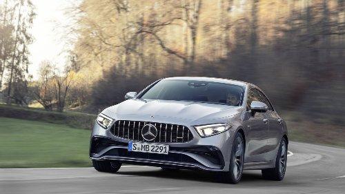 La nueva cara del CLS: Mercedes-AMG CLS 53