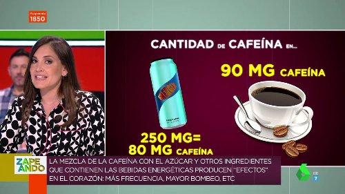 Esta es la cantidad máxima de cafeína diaria que debes tomar para que no sea peligrosa