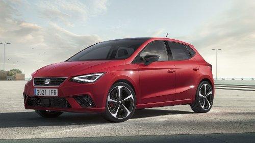 El SEAT Ibiza presenta su nueva imagen y su actualización tecnológica