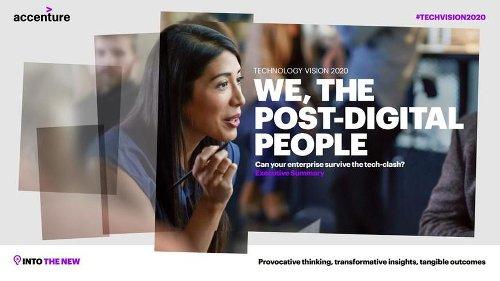 Accenture: la crisi della pandemia è anche un'opportunità per innovare le aziende
