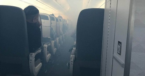 Toxic chemicals on planes add to COVID-19 travel woes