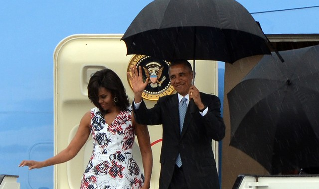 President Obama Embarks on Historic Trip to Cuba
