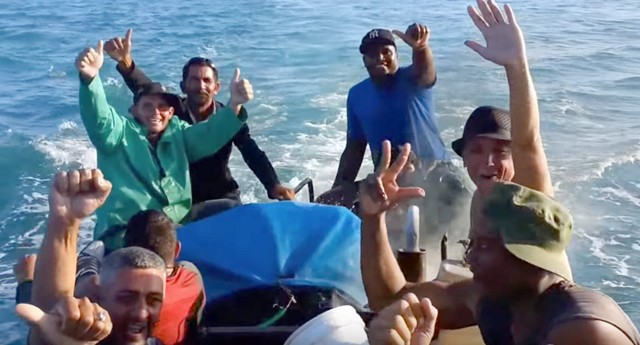 This Video Captures the Emotional Arrival of Cuban Immigrants to the U.S.