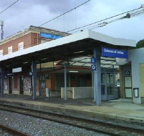 Treni, circolazione sospesa tra Priverno e Cisterna: previsto servizio bus