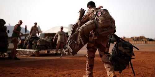 Avec la mort de l'émir de l'Etat islamique, la France réaffirme sa présence au Sahel