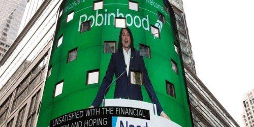 Les rebelles de Wall Street se sont retournés contre Robinhood