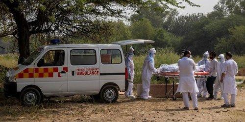 Covid-19 : dans le monde, l'épidémie a fait plus de 3 millions de morts