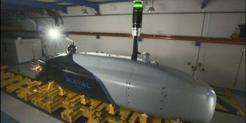 Drone sous-marin : Naval Group développe une nouvelle arme redoutable pour la Marine nationale