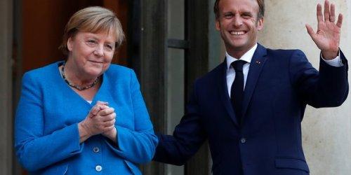 Macron réélu « quoi qu'il en coûte »... par l'Allemagne ?