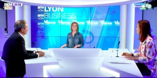 Lyon Business #4 : l'invité éco avec Gilles Courteix (président du Medef Lyon Rhône)