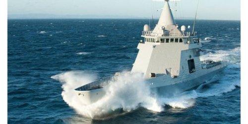 Marine nationale : les patrouilleurs océaniques doivent être impérativement à l'heure