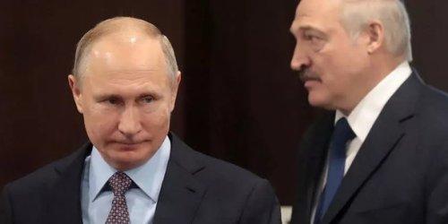 Biélorussie : le choix de Poutine ?