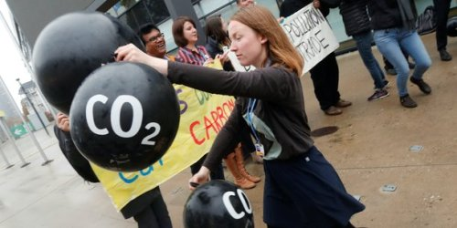 La lutte pour le climat ne pourra se faire à crédit