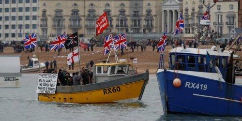 Pêche post-Brexit : La France fait monter la pression sur la Grande-Bretagne