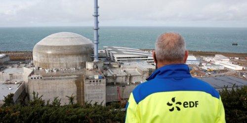 EDF respire : le démarrage de l'EPR de Flamanville fin 2022 conforté