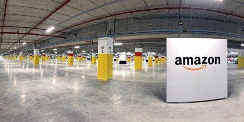 Amazon ouvre un entrepôt géant à Metz et embauche 1.000 personnes