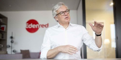 Bertrand Dumazy, PDG d'Edenred : « Nous sommes la première fintech française ! »