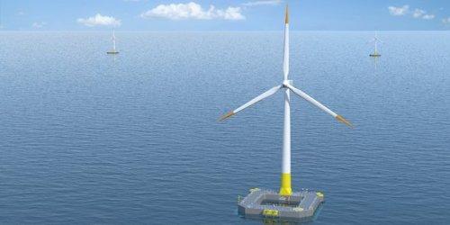 L'éolien flottant : une condition sine qua non pour atteindre la neutralité carbone en France