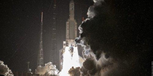 Souveraineté de l'Europe : Ariane 5 fait une nouvelle fois le job en battant un nouveau record