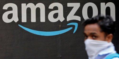 Malgré ses résultats mirifiques, Amazon plonge en Bourse (-7%)