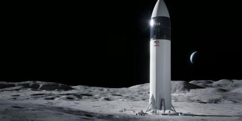 La NASA choisit SpaceX pour poser les astronautes sur la Lune