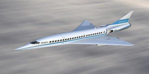 Relancer les vols supersoniques avec une startup : l'incroyable pari de United Airlines