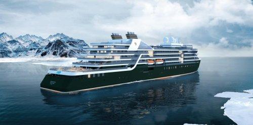 2022/23 Seabourn Venture Antarctica, Amazon itineraries released