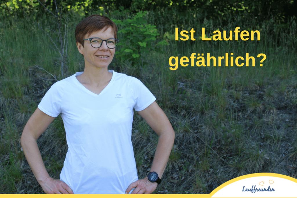 Lauffreundin - der Blog rund ums Laufen - cover