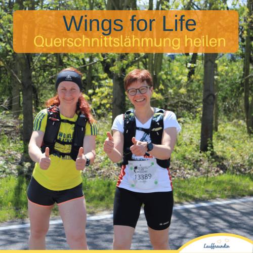 Wings for Life – Laufen für die, die es nicht können