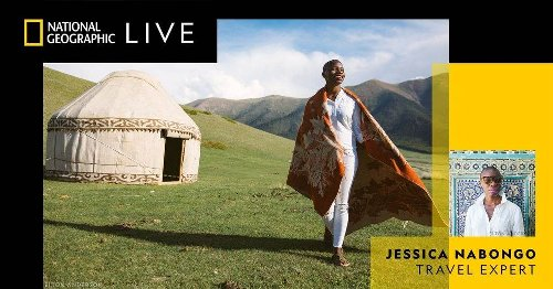 Nat Geo Event Recap: Travel Expert Jessica Nabongo Talks About Hosting an Upcoming Earth Day Event and Writing a Book About Her Adventures - LaughingPlace.com