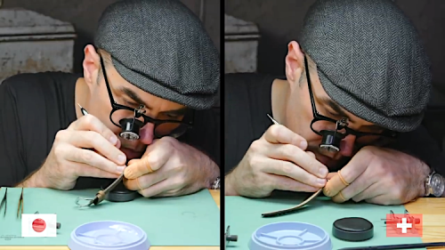 Watchmaker Takes Apart Two Timepieces to Show the Difference Between Swiss and Japanese Movements