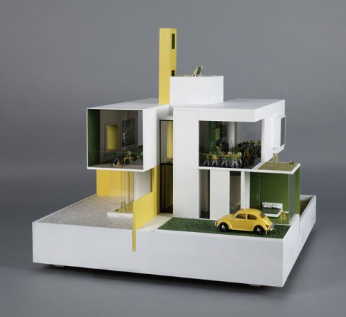 A Doll's House, Top Designers & Architects Make Über Hip Doll Houses For Charity