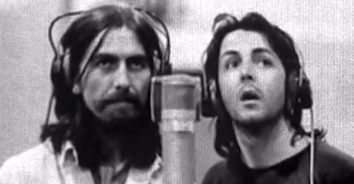The Raw Beauty of George Harrison's Voice Captured in the Isolated Vocals of The Beatles Song 'Something'
