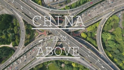 China From Above, A Gorgeous Compilation of Aerial Drone Footage Taken Over China