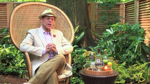 Alton Brown Prepares a Refreshing Gin and Tonic While Explaining the Expansive History Behind the Cocktail