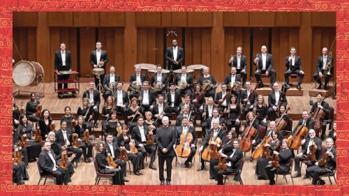 Why Orchestras Are Arranged They Way They Are