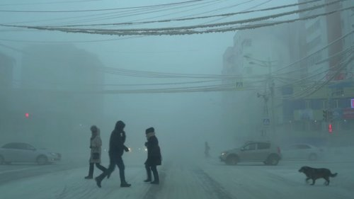 What Life Is Like in the Coldest City on Earth