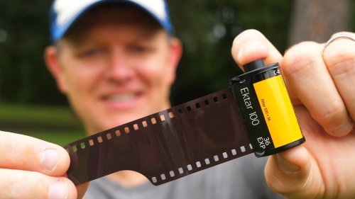 The Cool Science Behind Developing Photographic Film