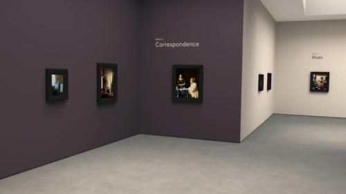 Meet Vermeer, An Augmented Reality Gallery Featuring the Complete Works of Dutch Artist Johannes Vermeer